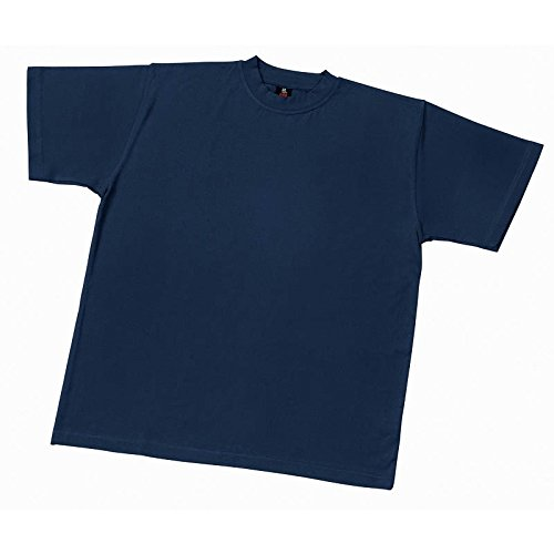 FHB T-Shirt, Jens, Größe XL, grau, 90490-11-XL blau