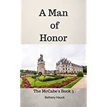 A Man of Honor: The McCabe's Book 5