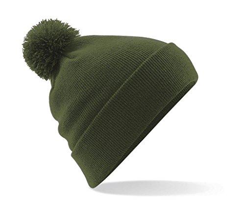 Original Bobble Bonnet Vert - Kaki