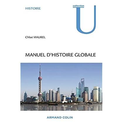 Manuel d'histoire globale: Comprendre le « global turn » des sciences humaines