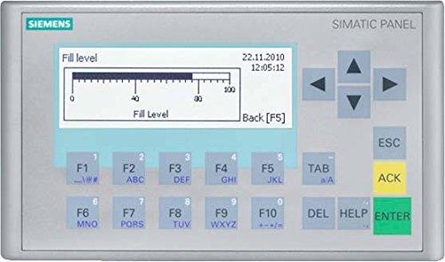 Siemens-Panel Basic KP300monofasico PN Display FSTN ICS Fstn-display