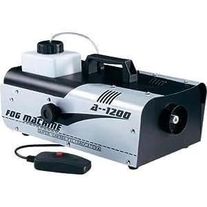 Machine à fumée Mc Crypt A-1200 180 m³/min 1.2 l
