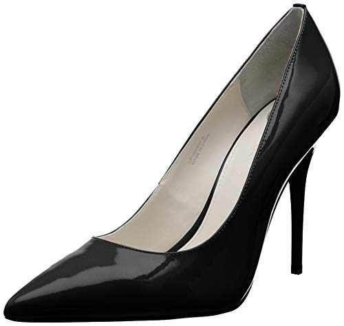 Buffalo Damen 11335X-269 L Pumps, Schwarz (Black 01 000), 39 EU