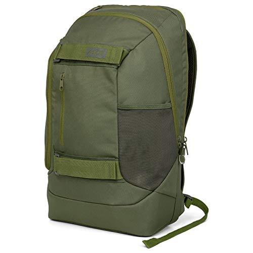 AEVOR Bookpack - Pine Green Rucksack für die Uni inklusive 15 Zoll Laptopfach