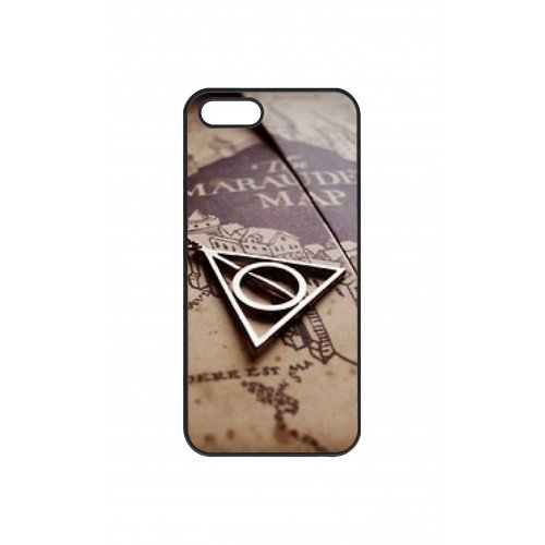Harry Potter Design Telefon Fall 03, plastik, Black Phone Case, Apple iPhone 5C
