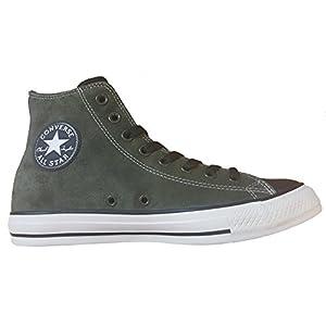 Converse 155245c – Zapatillas de Ante para Hombre * Verde Size: 36