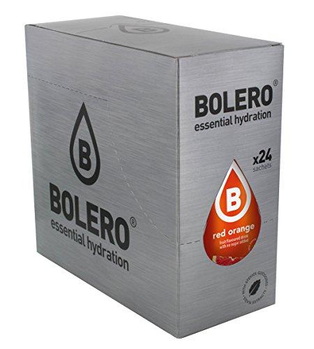 Boléro - Boisson BOLERO - L'unité - Orange Sanguine