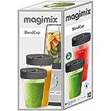 Magimix 17243 Smoothiebehälter, 700 und 400 ml