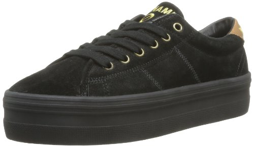 no-name-plato-sneakers-split-baskets-mode-femme-noir-black-39-eu