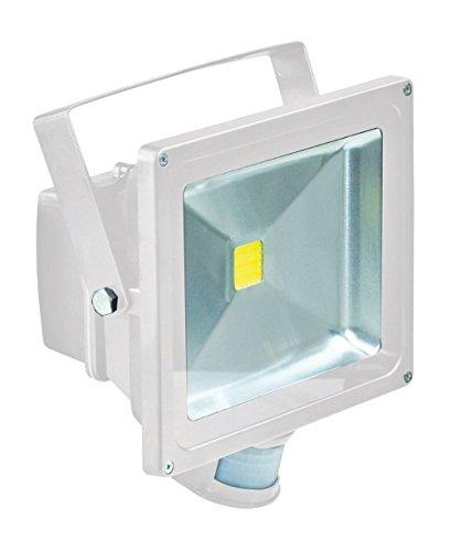 Projecteur à LED 50W avec Détecteur de Présence PIR