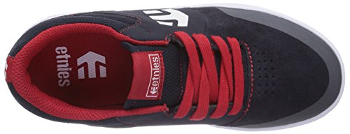 Etnies  KIDS MARANA, Peu mixte enfant Bleu (Navy/Red/White)