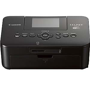 canon SELPHY CP910 8426B001 Dye Sublimation Printer 2.7 Display (Black)