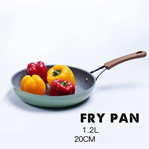 LLW-Frying Pans Pfanne Braten Pfannen Maifan Stein Nonstick Pan Bratpfanne Bratpfanne Steak Bratpfanne Pancake Pan Bratpfanne Herd Pot Nonstick