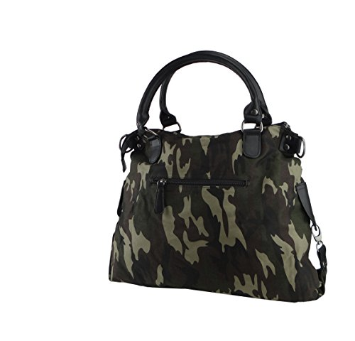 Topaktuelle Tasche, Shopper Camouflage, Tarnmuster Neu !!