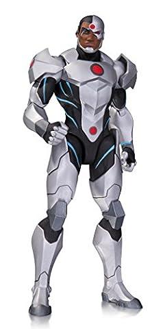 Justice League War Actionfigur: Cyborg (Justice League Animated Series)