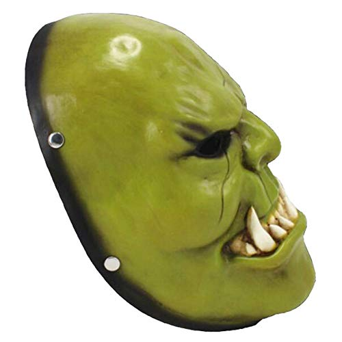 Orc Maske - SHIYAREN Halloween-MaskeResin Mask New Großmarschall Orc