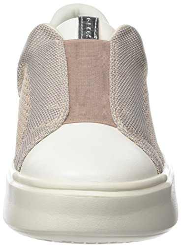 Geox Damen D Nhenbus D Sneaker Rosa (salmone / Bianco)
