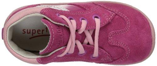 Superfit  Softprimo, chaussures premiers pas bébé Pink (pink kombi 64)