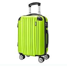 maletas trolley baratas - Verde - Amazon.es