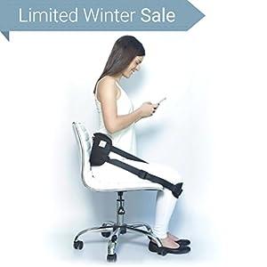 Supportiback ® Améliore votre position assise, vous permettant de vous asseoir en fin le dos droit, médicalement approuvé (ceinture dorsale)