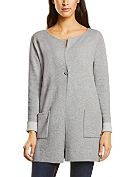 Street One Doubleface Cardigan with Stardetail, Mujer