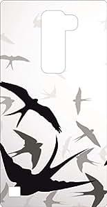Go Hooked Designer LG K10 Designer Back Cover   LG K10 Printed Back Cover   Printed Soft Silicone Back Cover for LG K10