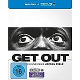 Get Out Steelbook, Blu-ray, Media Markt + Saturn exklusiv, Uncut, Regionfree