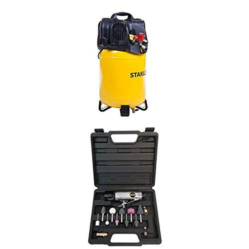 STANLEY Compressor D200/10/24V + Die Grinder Kit