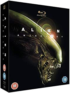 Alien Anthology [Blu-ray] [1979] [6 Disc Set] (B003AQBYUG) | Amazon price tracker / tracking, Amazon price history charts, Amazon price watches, Amazon price drop alerts