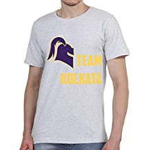 Ruffty Cricket Premier League Tees- Team Kolkata - Unisex Cotton T Shirt