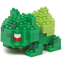 nanoblock Pokemon Bulbasaur NBPM-003 (japan import) by Kawada