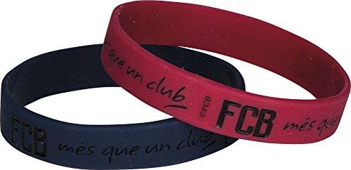 FC Barcelona 1 bracelet silicone idée cadeau Champion FC Barca Barcelone