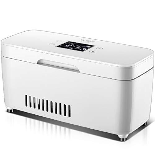 LF-LCH Tragbare Insulin-Kühlbox Mini Medicine Small Refrigerator Auto Smart Medicine Refrigerator 2-18 ° C Präzisions-Temperaturregelung