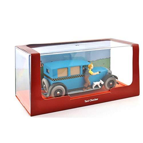 Atlas Taxi Checker von 1929 von Tintin in Amerika 1/43