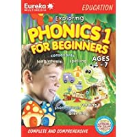 Eureka`s Education Phonics 1 for Beginners Age 4-7 (CD)