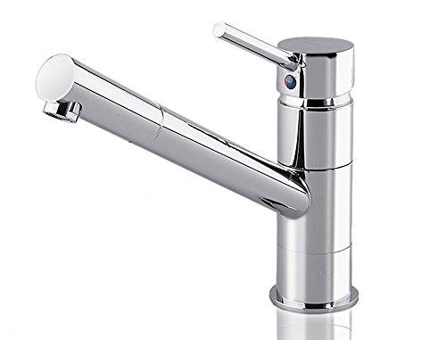 Küchenarmatur w107 Niederdruck Spültisch Armatur Küchen Wasserhahn Spüle - 5