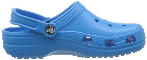 Crocs Classic Unisex - Erwachsene Clogs & Pantoletten Blau (Ocean)