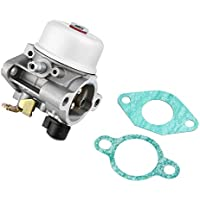 Justdodo Kit de carburador Kohler 12-853-98-S para Juntas 12 853 98 Carburador de Motor OEM Gran reemplazo para el carburador Antiguo - Gris