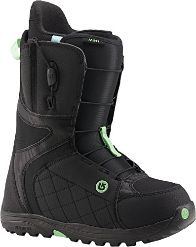 Burton Damen 10627101017 Snowboard Boot, black/mint