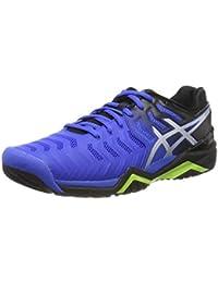 sports shoes 53bec 8d878 ASICS Gel-Resolution 7, Chaussures de Tennis Homme