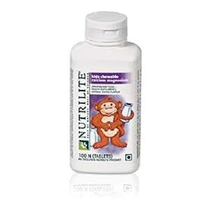 Amway Nutrilite Kids Calcium Magnesium 100n(TABLETS)