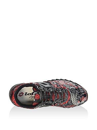 Lotto Leggenda S5829 OSAKA W Sneakers Donna Tessuto Red Red