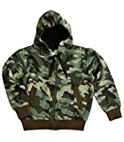 Best Hoodies Boy And Girl - Aatu Kutty Boys and Girls Camouflage Cotton Hoodie Review