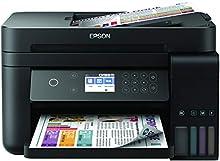 Epson Ecotank 3750 Unlimited, Stampante, Wi-Fi Direct, Ethernet e App di Stampa, Amazon Dash Replenishment Ready