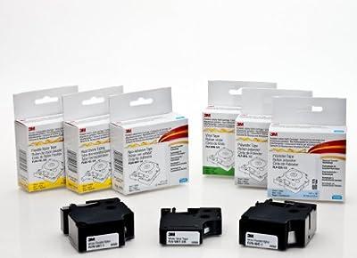 3M PLSL-WHT-24 Selbstlaminierendes Vinylband, weiß 24 mm von 3M bei Lampenhans.de