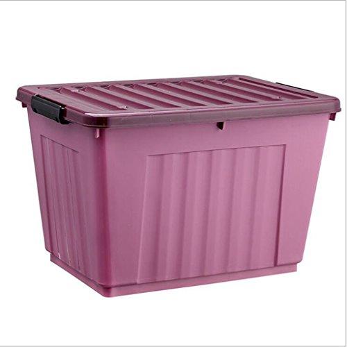 Sucastle,Wirklich nützliche Aufbewahrungsboxen sind leicht und robust und stapelbar,Plastik,62*45*40cm