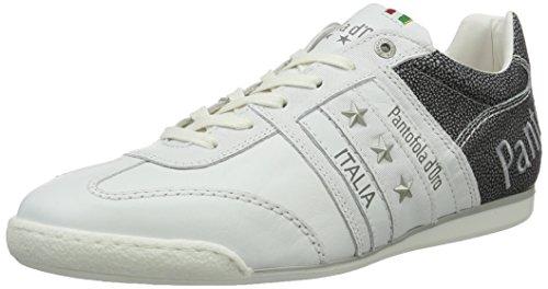 pantofola-doro-imola-funky-uomo-low-chaussons-dinterieur-homme-blanc-blanc-bright-white-43