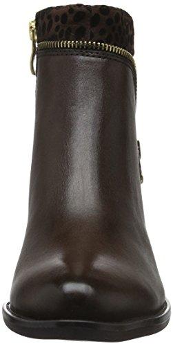 Caprice 25332, Bottes Classiques Femme Marron (Dk Brown Comb 328)