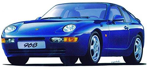 Hasegawa 20259 - 1/24 Porsche 968 (Porsche 944 Teile)