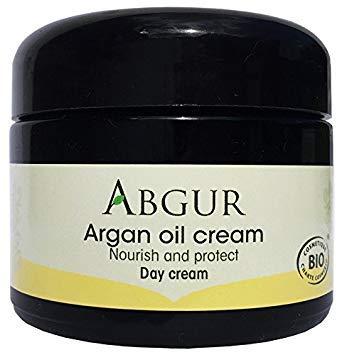 Abgur Crème de jour à l'huile d'Argan bio 50 ml